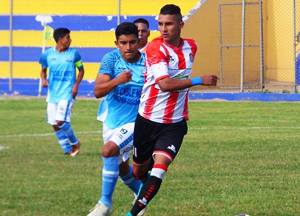 El colombiano Carlos Augusto López se cansó de hacer goles en Huaral. (Foto: Georgina Carlos)