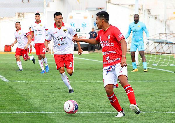 Cienciano se impuso a Santa Rosa y logró ubicarse en un puesto de privilegio de cara al reducido. (Foto: Prensa Cienciano)