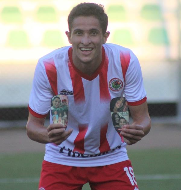 El brasileño Silva, una carta de gol más que interesante que quizá llegó a Pucallpa un poco más tarde de lo debido. (Foto: Joseph Hurtado / DeChalaca.com)