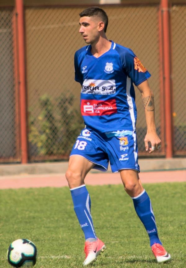 Alfani fue un mariscal en el fondo vistalegrino: marcó y anotó. (Foto: Prensa Santos FC)
