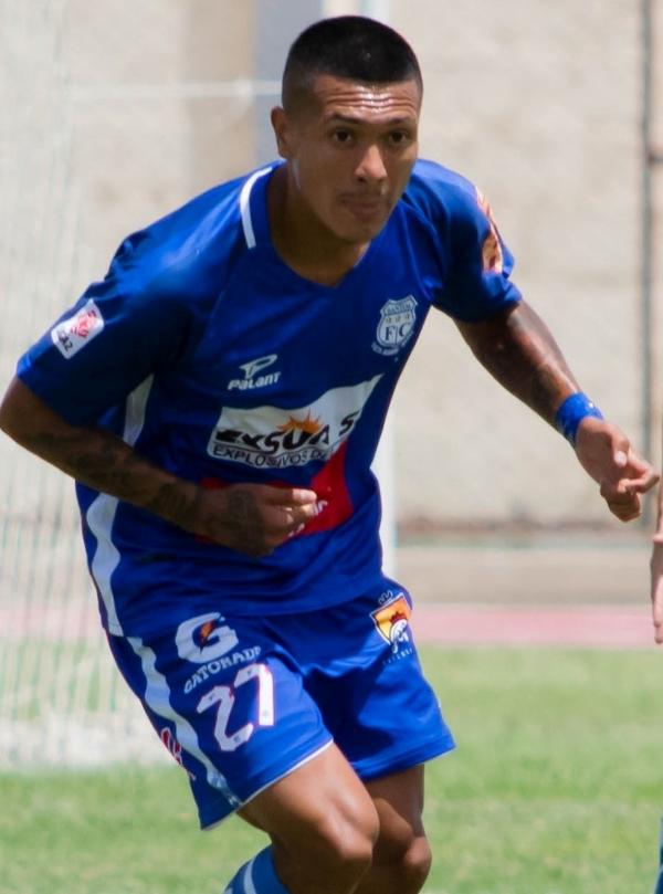 Barrios dio la hora en Nasca con su consagración en el profesionalismo. (Foto: Prensa Santos FC)