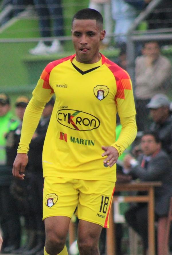 El joven Oviedo, un valor por escudriñar mejor a futuro en filas andahuaylinas. (Foto: Sergio Ayala / DeChalaca.com)