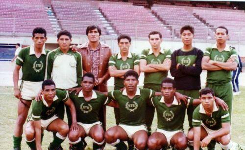 Un equipo del ETE de Chorrillos durante su tiempo como animador del ascenso (Foto: Facebook)