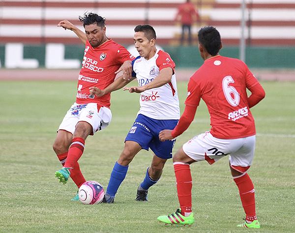 Cienciano y Mannucci podrían volver a encontrarse en 2019 por la Copa de la Liga. (Foto: Pedro Monteverde / DeChalaca.com)
