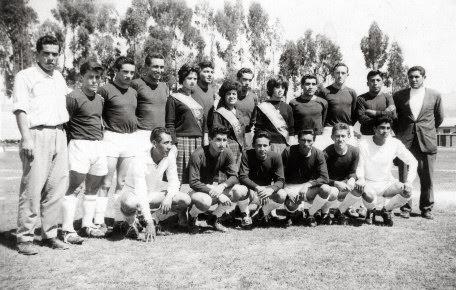 Uno de los equipos de la Universidad Nacional Antonio Abad (Foto: Ing. Víctor Manuel Chávez Gonzales)