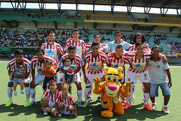 Sport Loreto es usual animador de la Copa Perú. Y hoy, uno de los principales candidatos a ganarla (Foto: prensa Sport Loreto)