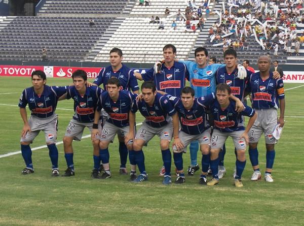 CON CARA DE MIEDO. Nacional nunca convenció con su juego y no mereció llevarse punto alguno de Lima (Foto: Abelardo Delgado / DeChalaca.com)
