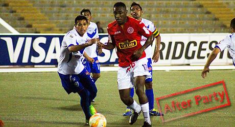 Aurich, San José, Copa Libertadores, Luis Tejada