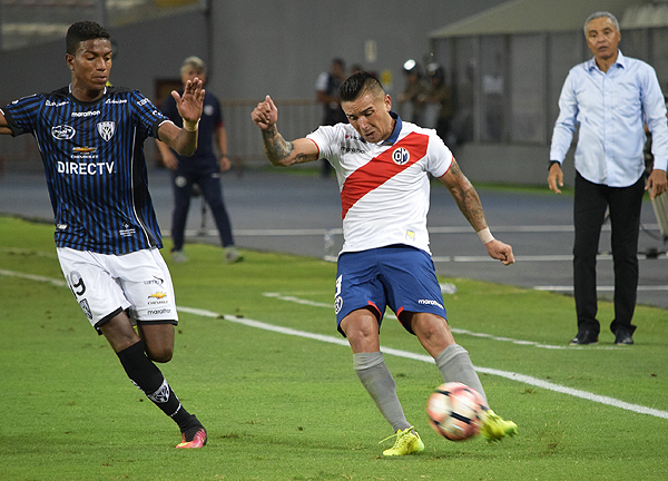 Joao Ortiz llegó del fútbol chileno para reemplazar a Jersson Vásquez. (Foto: Raúl Chávarry / DeChalaca.com)