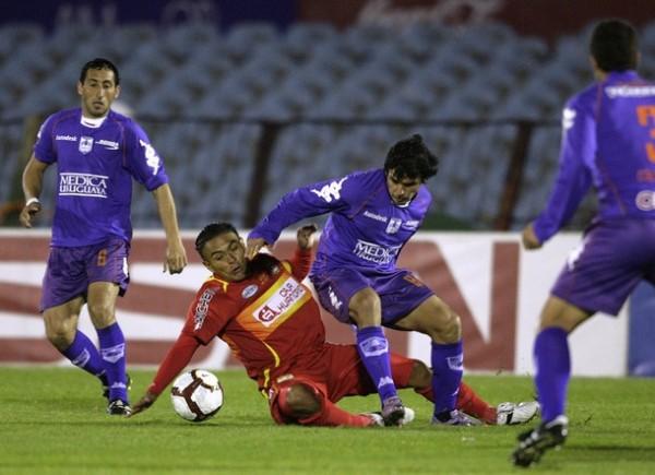 Defensor Sporting - Huancayo (Foto: AP)