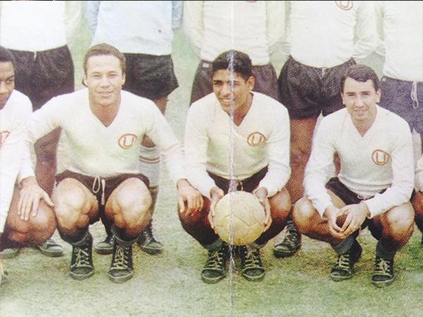 Jorge Cabanillas jugó en dos etapas en Universitario