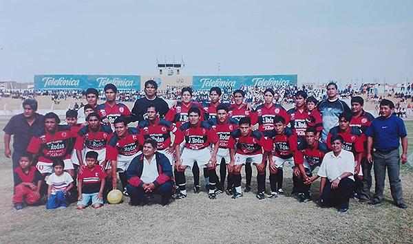 Flamengo de José Leonardo Ortiz hizo historia en el distrito. (Foto: Facebook)