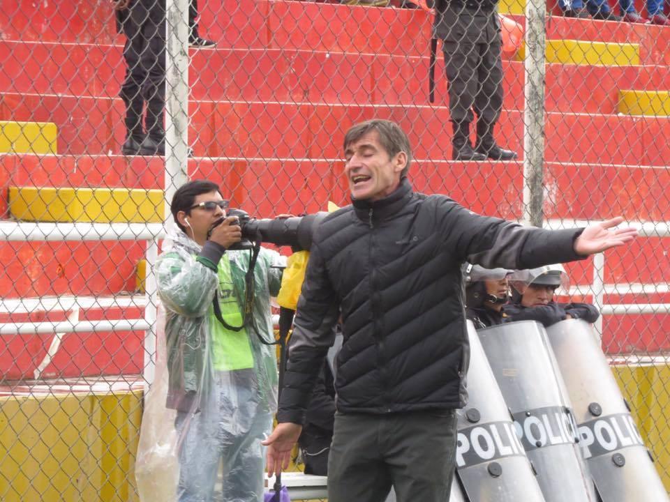Pese a no ascender, Óscar Ibáñez fue el técnico más efectivo del campeonato. (Foto: César Condori / DeChalaca.com)