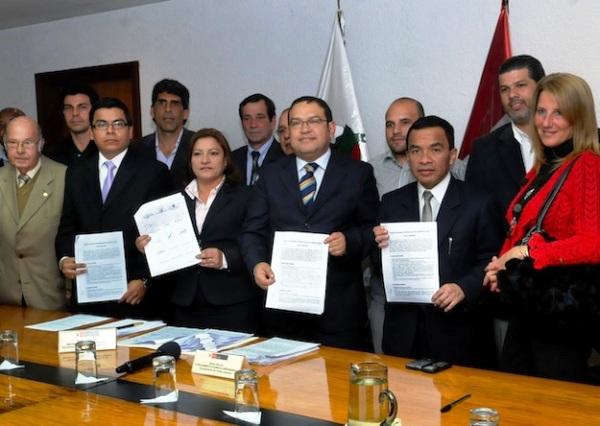 Las caras cambian pero los problemas en el fútbol peruano no (Foto: prensa FBC Melgar)