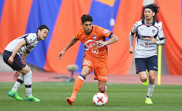 Frank Romero tiene un objetivo claro: volver a la J1 League. (Foto: Getty Images)