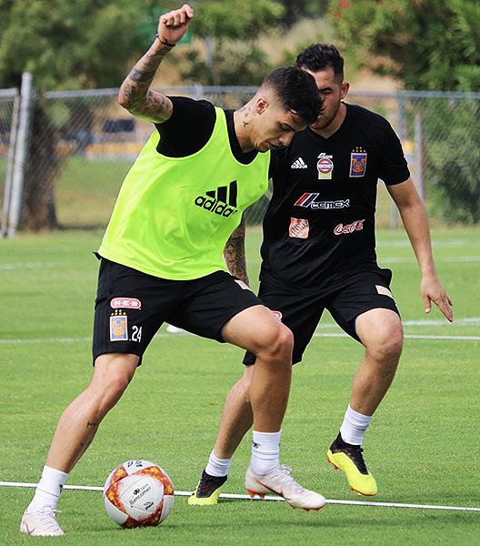 Beto da Silva no logró acomodarse a Tigres UANL. (Foto: Prensa Tigres UANL)