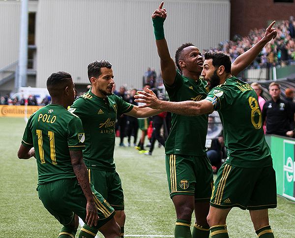 Andy Polo llegó al Portland Timbers y se ganó la confianza del comando técnico. Ahora jugará la final de la MLS. (Foto: Prensa MLS)