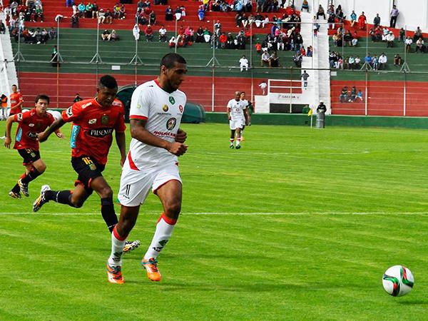 Carmona destacó en Ecuador. (Foto: prensa Mushuc Runa)