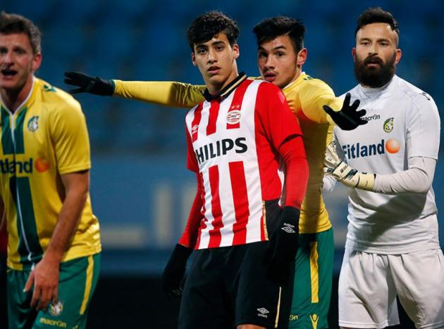 Luiz Da Silva aún no debuta de manera oficial con PSV Eindhoven. (Foto: prensa PSV)