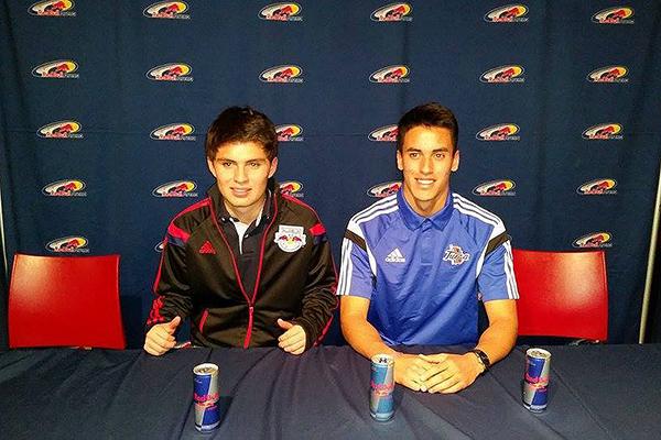 Sánchez juega por la Tulsa University (Foto: Facebook).