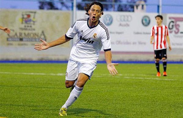 Mucha expectativa se tiene en el Perú por el desarrollo de la carrera de Cristian Benavente (Foto: realmadrid.com)