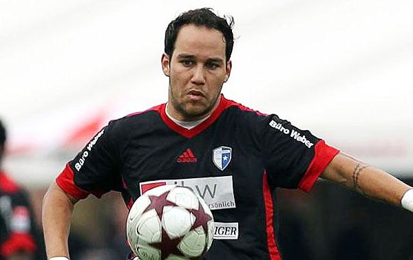 Leonel Romero ha hecho toda su carrera futbolística en Suiza donde defendió, entre otros equipos, al Wohlen (Foto: Facebook)
