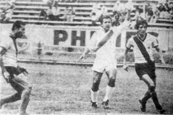 Antes de la Copa América, a la selección peruana soportó una terrible goleada de 6-0 a manos de Ecuador (Recorte: revista Ovación)