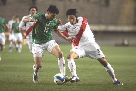 Partido más que cómodo para los dirigidos por Del Solar, logrando un triunfo por 2-0. (Foto: Andina)