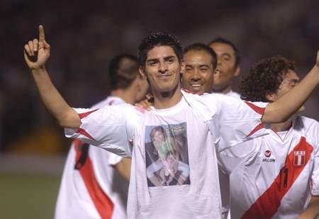 El defensa Carlos Zambrano será, seguramente, el capitán de la selección Sub-20 (Foto: diario La Industria de Trujillo)