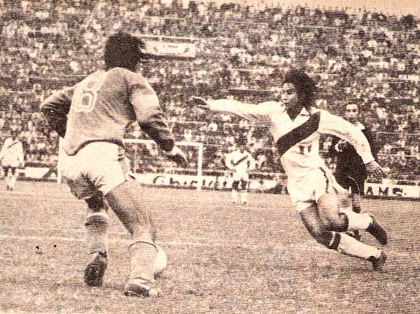 En el flamante estadio de Alianza Lima, Perú aseguró su pase a semifinales con un 3-1. (Foto: revista Ovación)