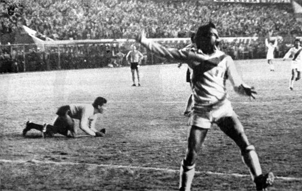 En 1975 ante Colombia, la selección peruana consiguió su segunda Copa América. Era la cosecha de una generación que no se volvió a repetir. (Foto: La Crónica)