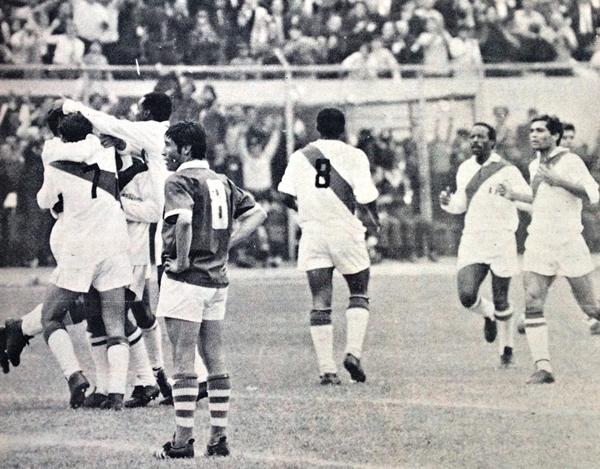 Luego del mal recuerdo de Chechelev, la selección se cobró su revancha y derrotó por 3-0 a Bolivia de cara a México 1970. (Foto: diario La Crónica)