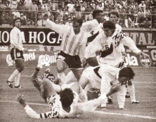 Meterse en la exigencia internacional fue una de las consecuencias de haber llevado por años un sistema de torneo como el de los Regionales (Recorte: revista Estadio)