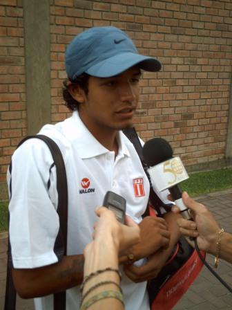 Reimond Manco, pese a su bache actual, es otro de los fijos en la próxima selección juvenil (Foto: archivo DeChalaca.com)