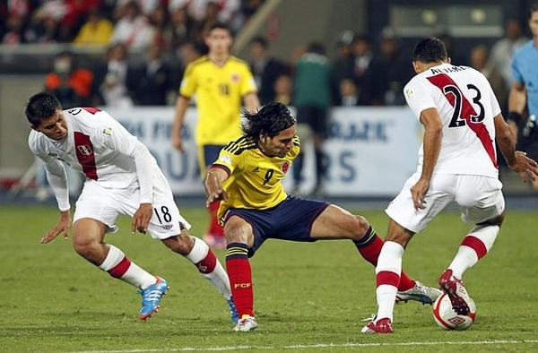 Colombia tuvo una notable mejoría desde que José Pekerman asumió como técnico de su selección y es candidato a clasificar (Foto: Reuters)