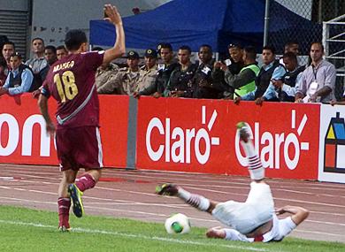 Foto: Aldo Ramírez / DeChalaca.com, enviado especial a Puerto La Cruz