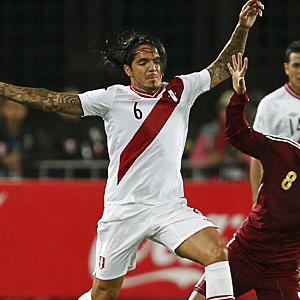 Juan Manuel Vargas (Foto: AP)