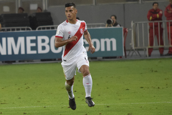 Trauco recibió la confianza de Gareca desde la Copa América Centenario. (Foto: Raúl Chávarry / DeChalaca.com)