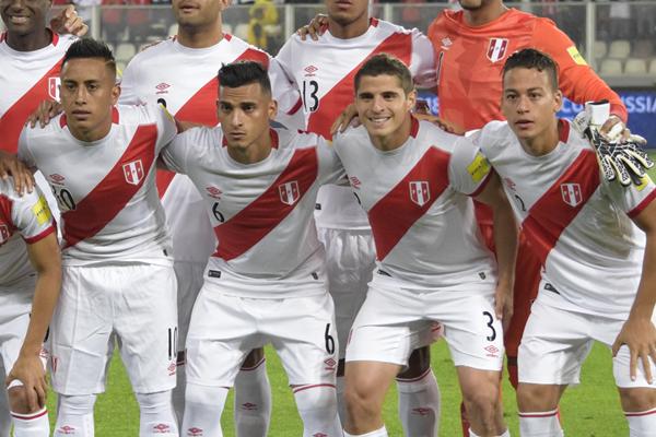 Corzo se ganó a pulso la titularidad en la selección peruana. (Foto: Raúl Chávarry / DeChalaca.com)