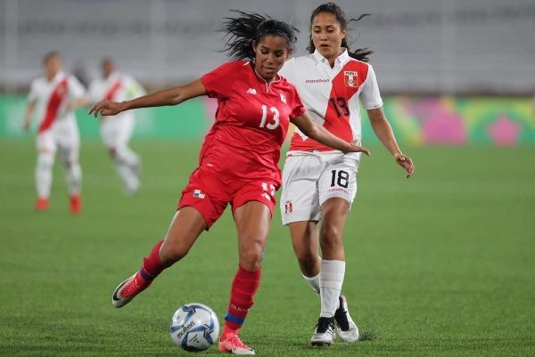El empate ante Panamá fue estadísticamente el mejor resultado oficial del año para el seleccionado dirigido por Doriva Bueno. (Foto: Prensa FPF)