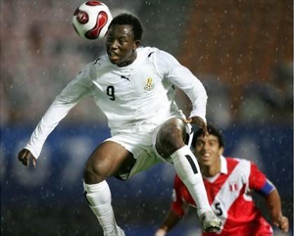 La superioridad ghanesa fue notoria, incluso por encima de la aceptable actuación del capitán Duarte (Foto: FIFA.com)