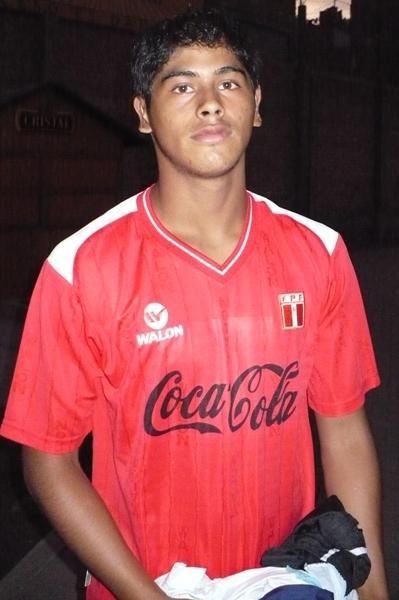6. ANTONIO CENTENO. Campeón nacional escolar en el 2006 con la selección de su colegio trujillano, ahora forma parte de las inferiores del cuadro 'merengue' (Foto: DeChalaca.com)