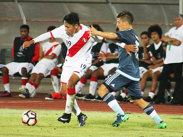 La Sub-17 de Perú dejó una imagen muy pálida en el Sudamericano de la categoría