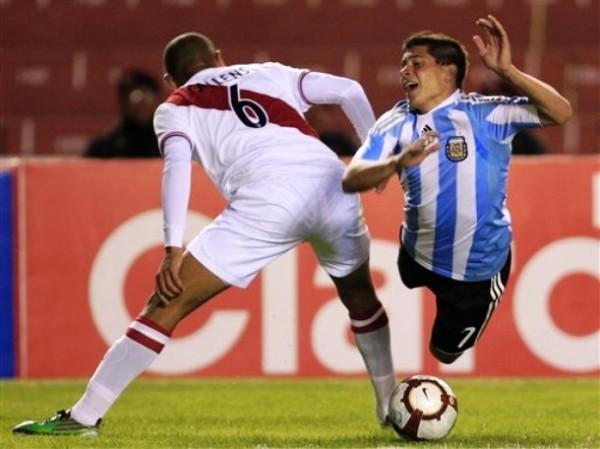 Juan Iturbe, de gran rendimiento en el Sudamericano de Perú, espera ser una de las figuras del Mundial y llevar a su selección a instancias decisivas (Foto: AP)