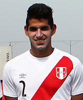 Luis Abram (Foto: prensa FPF)