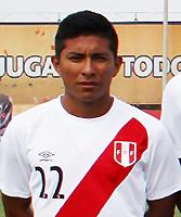 Miguel Carranza (Foto: prensa FPF)