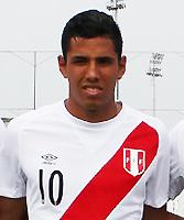 Sergio Peña (Foto: FPF)