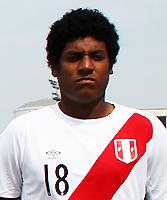 Andy Maelo Reátegui (Foto: prensa FPF)