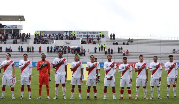 No se ha observado ninguna intención colectiva de la selección en el Sudamericano. (Foto: prensa FPF)