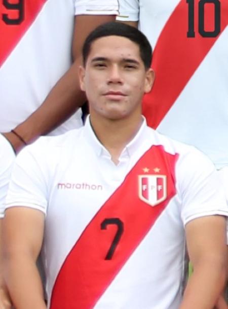 Yuriel Celi (Foto: Prensa FPF)